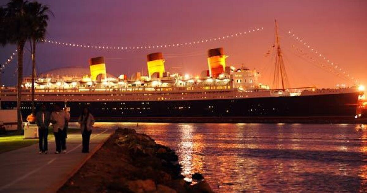 Queen Mary dapat digunakan untuk membantu dengan coronavirus respon medis, Panjang Pantai kata