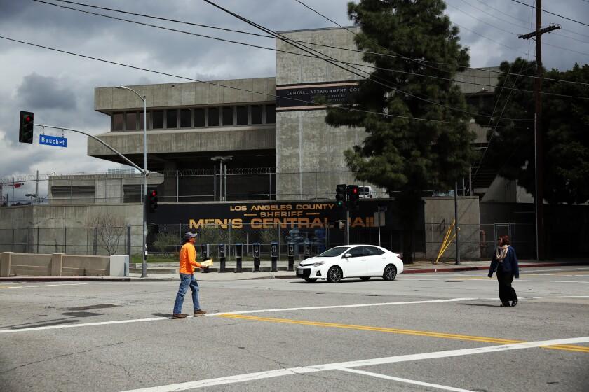 Men's Central Jail in Los Angeles