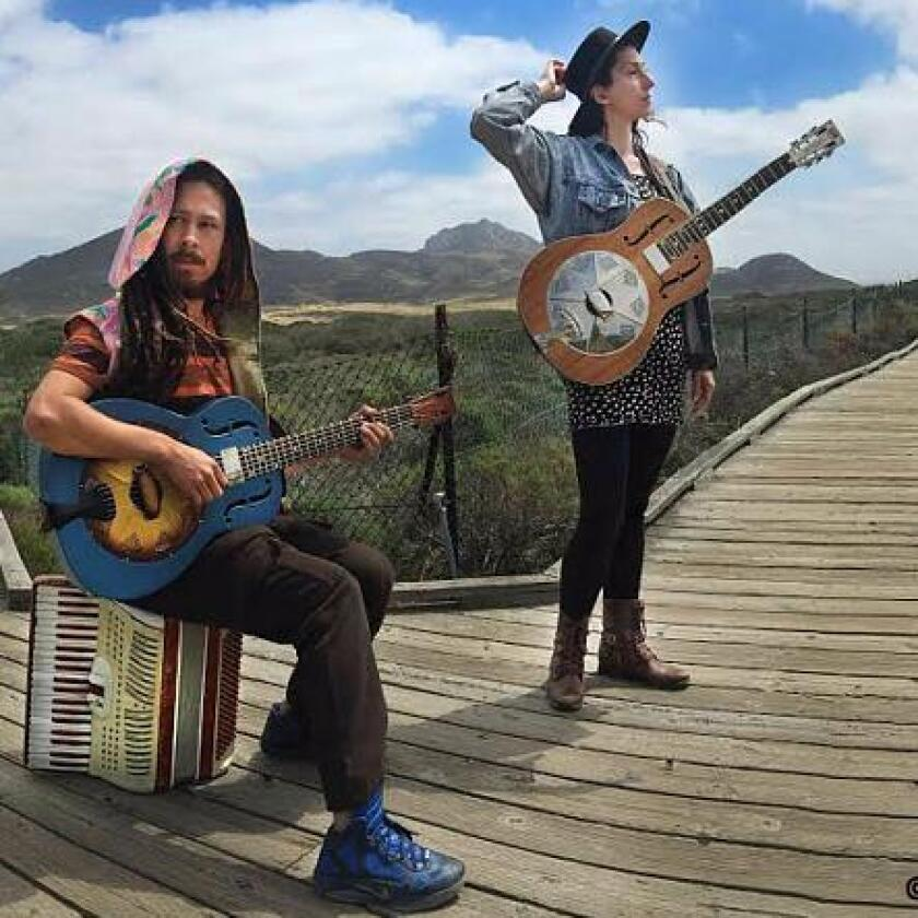 Nathan Rivera and Jessie Andra Smith host a night of music Dec. 21.