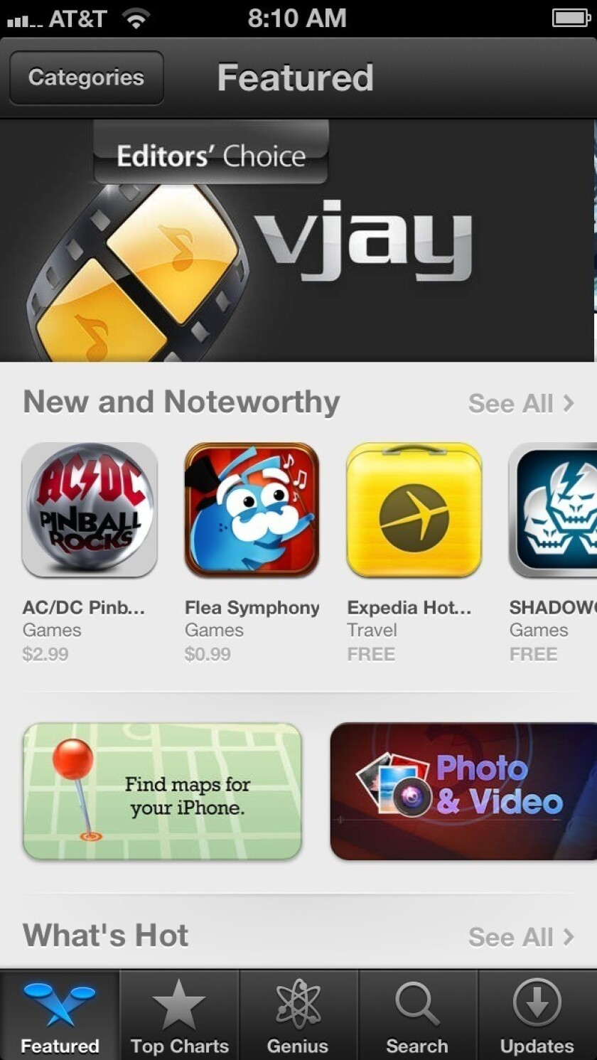 Apple hits milestone, approves 1 millionth mobile app, report says