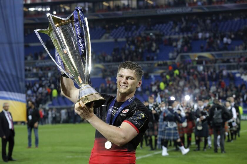 Rugby England Saracens Scandal