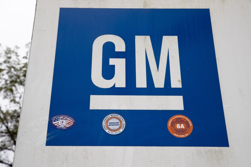 General Motors Impala Air Bags