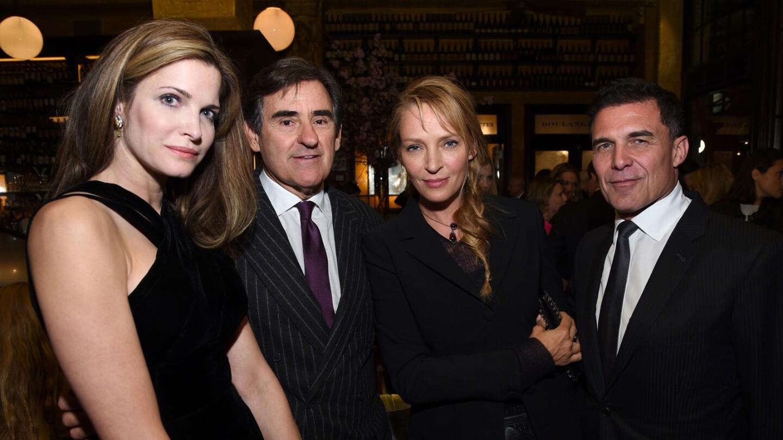 Tribeca Film Festival 2015   The scene