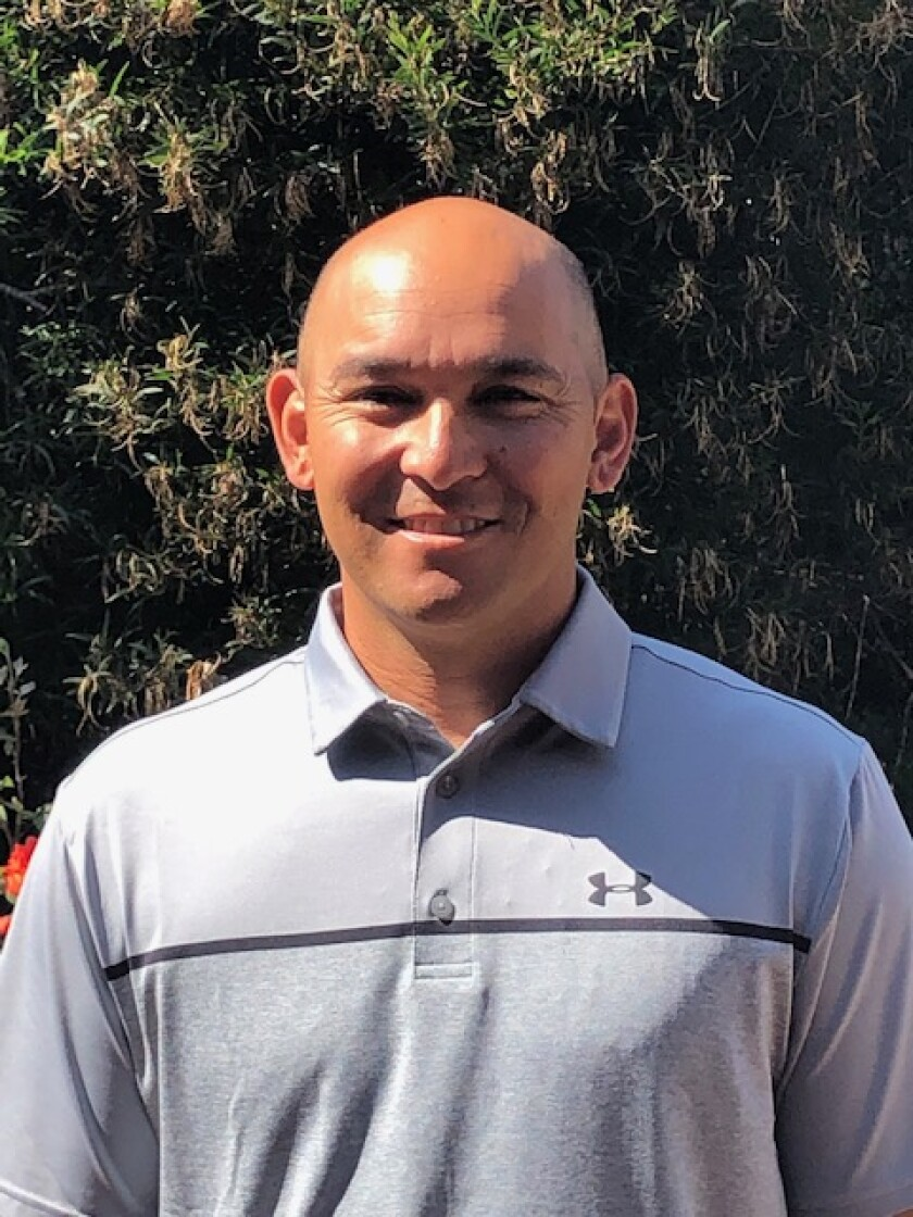 John Chanfreau is the new general manager of the Rancho Santa Fe Tennis Club.
