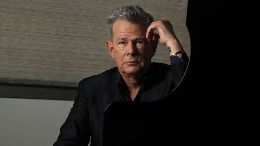 David Foster is set to launch a U.S. tour on Tuesday night in Palm Desert.