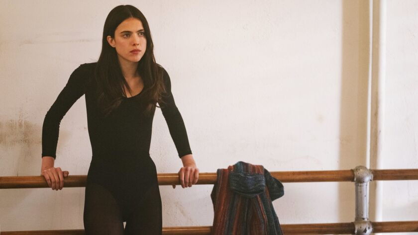 "FOSSE VERDON ""Glory"" Episode 4 (Airs Tuesday, April 30, 10:00 pm/ep) -- Pictured: Margaret Qualley a"