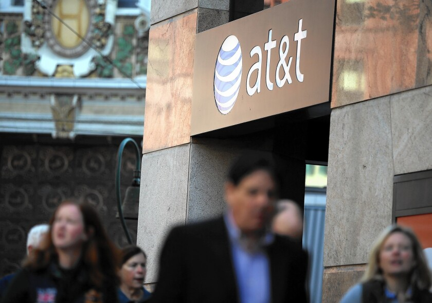 As part of merger negotiations, AT&T agreed to expand its broadband networks.