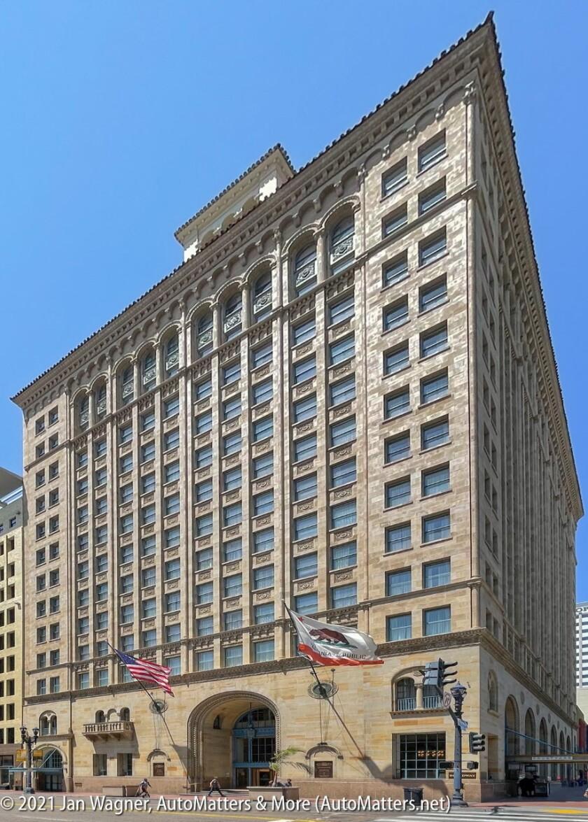 Historic San Diego Trust & Savings Bank Building