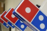 Domino's Pizza delivery options include robot, drone and canoe