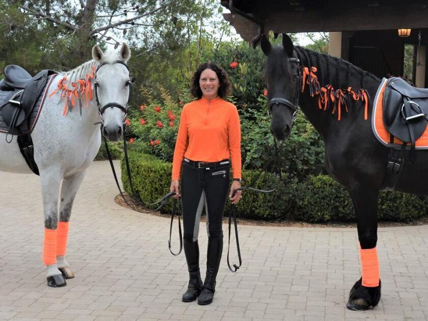 Rochelle Putnam is ready for Spooktacular