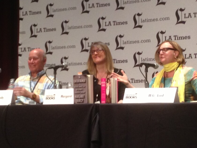 Author panel puts Hollywood in the spotlight