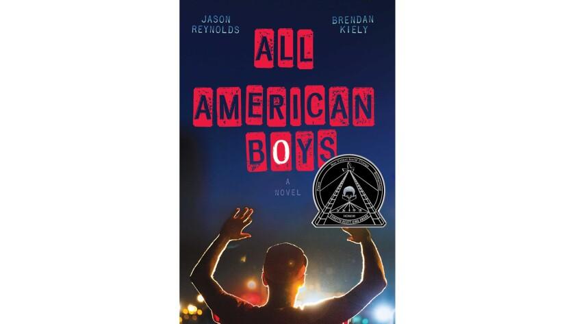 """""""All American Boys"""" by Jason Reynolds and Brendan Kiely"""
