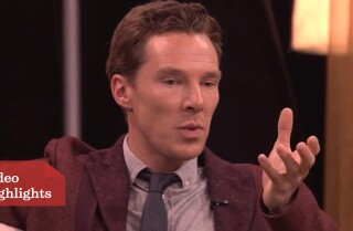 'Hollywood Sessions': Benedict Cumberbatch on playing Alan Turing in 'The Imitation Game'