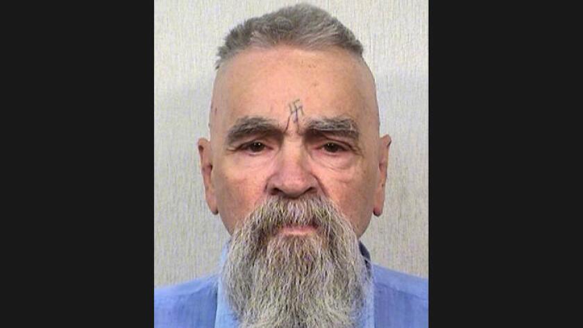 Charles Manson murió en un hospital de Bakersfield el mes pasado. (Departamento de Corrección y Rehabilitación de California)