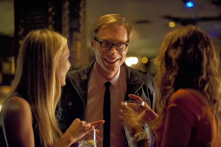 Stephen Merchant in 'Hello Ladies'