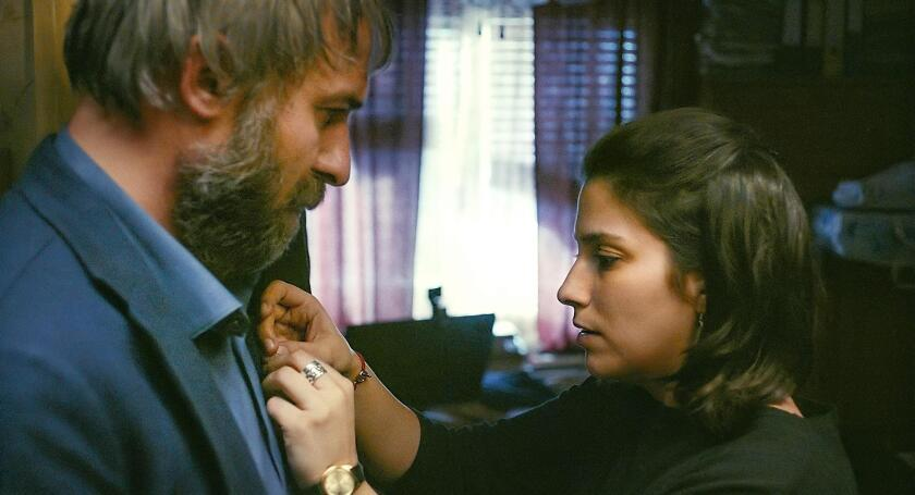 """A scene from """"Sieranevada,"""" which is screening in competition at Cannes."""