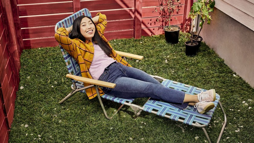 """Awkwafina stars in the new series """"Awkwafina Is Nora From Queens"""" on Comedy Central."""