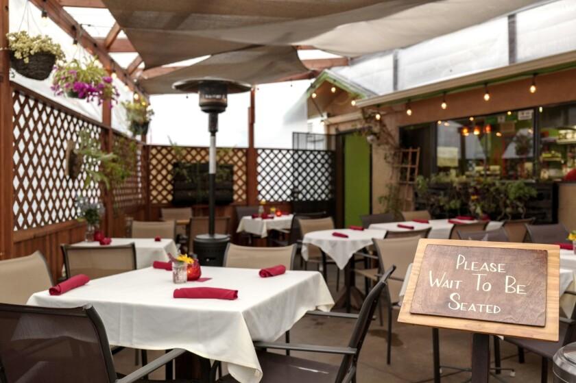 Garden Kitchen in San Diego's Rolando neighborhood.