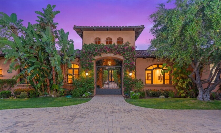 Former Charger Darren Sproles sells his Poway mansion