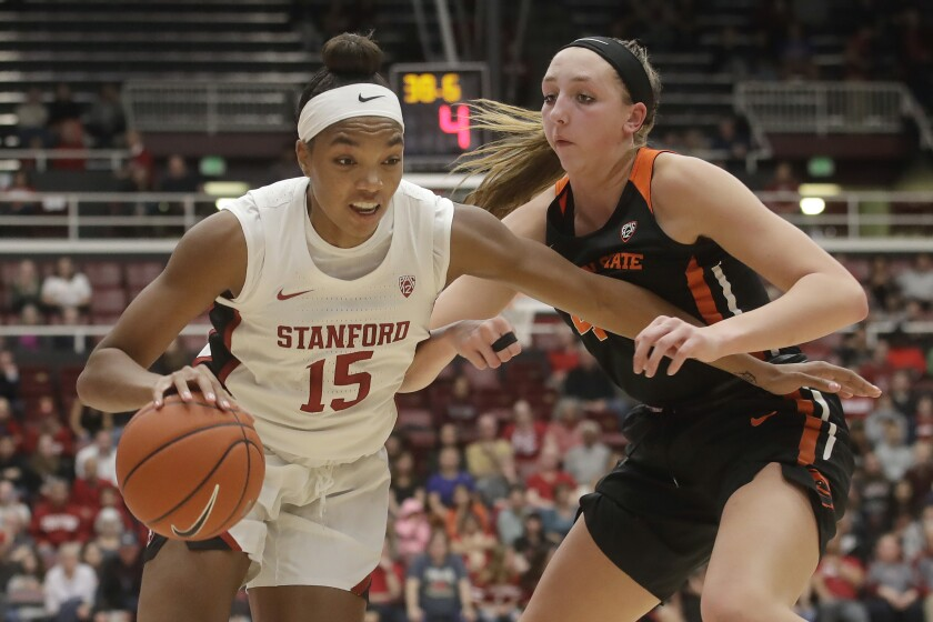 Oregon St Stanford Basketball