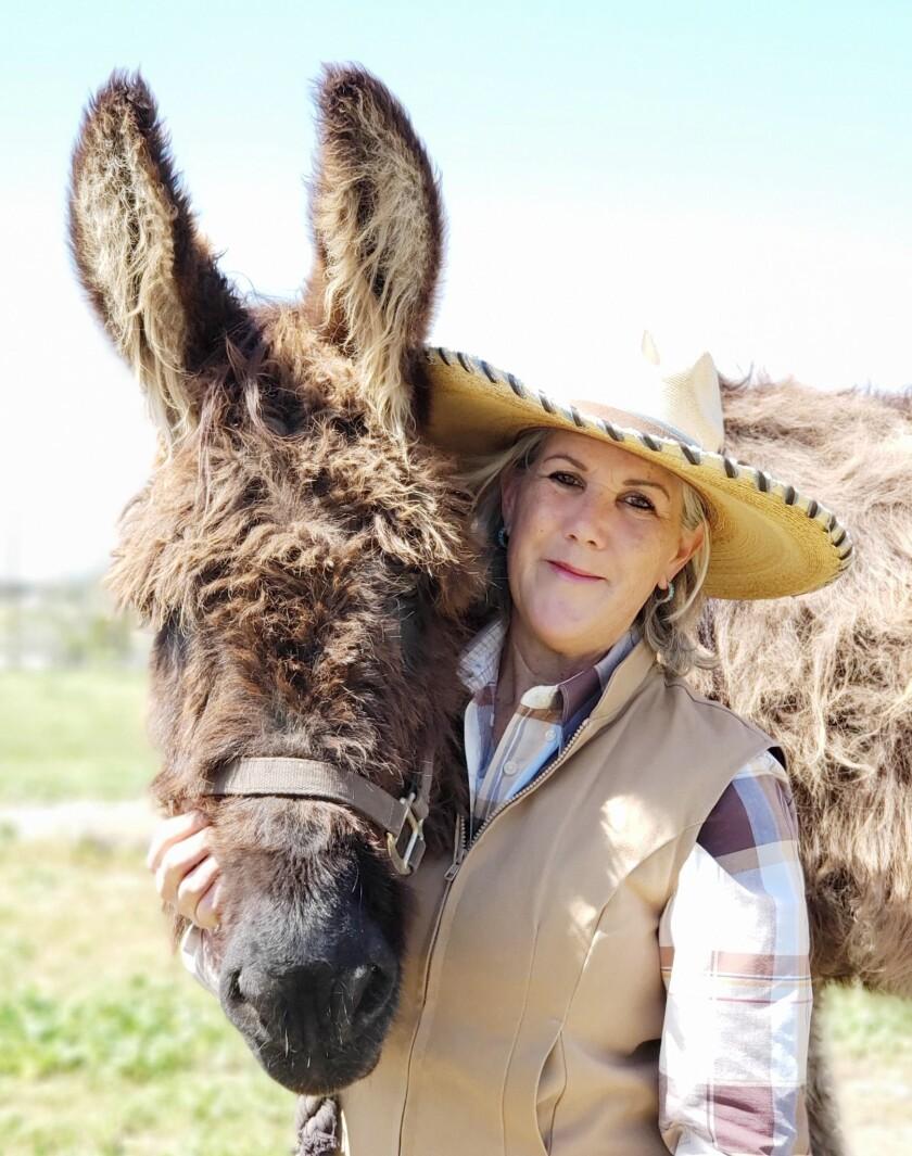 Copy - Staci Greene with Donkey.jpg