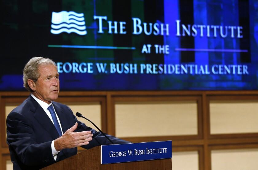 George W. Bush, supreme court