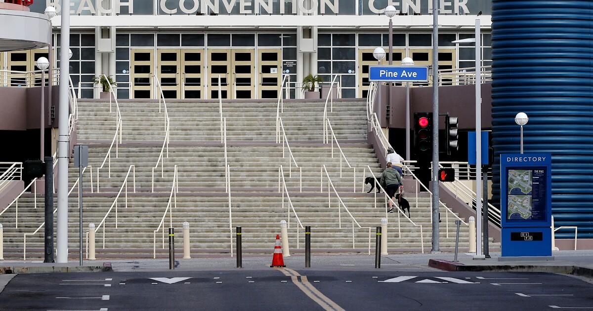 Οκτώ Long Beach πυροσβέστες δοκιμή θετική για την coronavirus