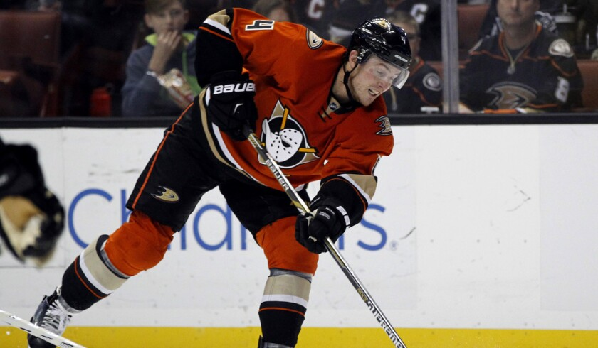 Cam Fowler, a six-year veteran at 24, is a bright spot for Ducks in lead role on defense