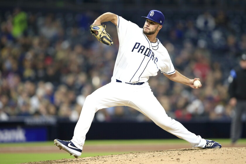 The Padres will host the Colorado Rockies at 6:10 p.m. Tuesday at Petco Park.