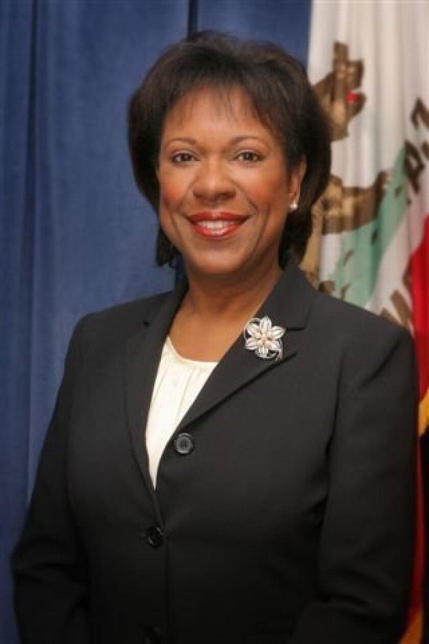 San Diego Superior Court Judge Sharon Majors-Lewis