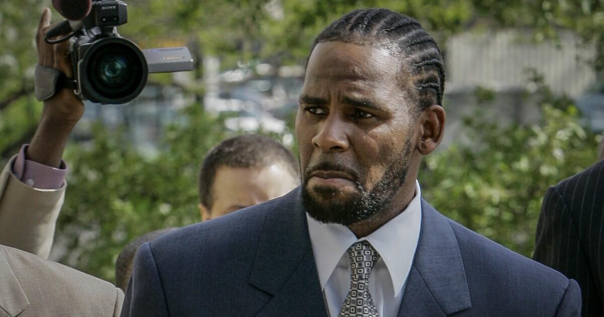 R. Kelly es declarado culpable de tráfico sexual - Los Angeles Times