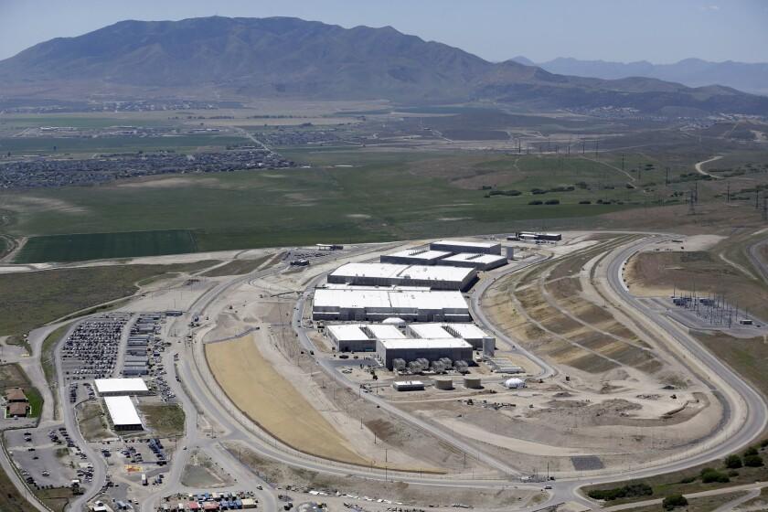 Data center in Utah