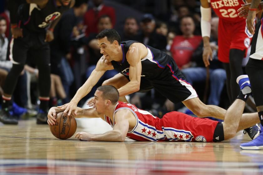 Cole Aldrich and Pablo Prigioni helped propel Clippers' winning streak