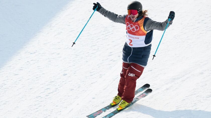 Freestyle Skiing - Winter Olympics Day 13