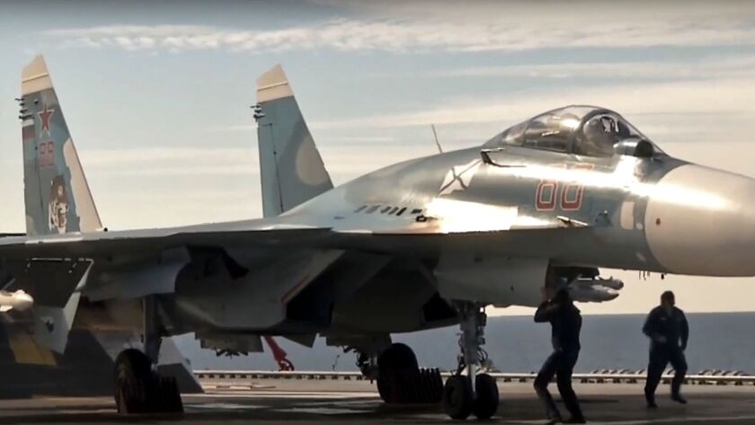 How Russia's military campaign in Syria is helping Moscow