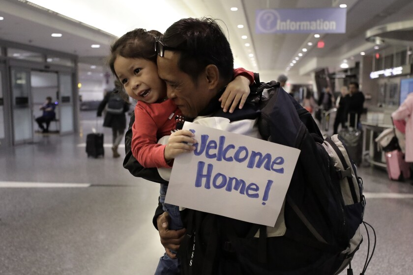 APTOPIX Immigration Cambodian Deportations