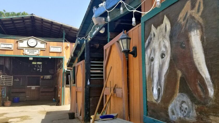 For decades, Silver Spur Stables has been home to many horses and has welcomed families who visit for a day of horseback riding. Now, local residents are speaking out to prevent the property from being demolished and replaced with a condominium complex.