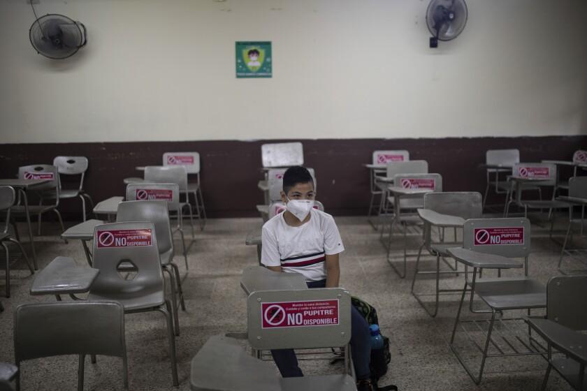 UNICEF: Millones de niños siguen fuera de aulas en Latinoamérica