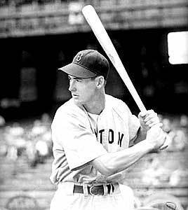 Ted Williams Dead at 83
