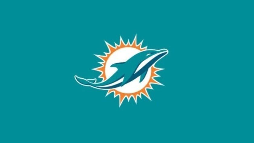 Miami Dolphins unveil new logo; Dan Marino, Don Shula approve