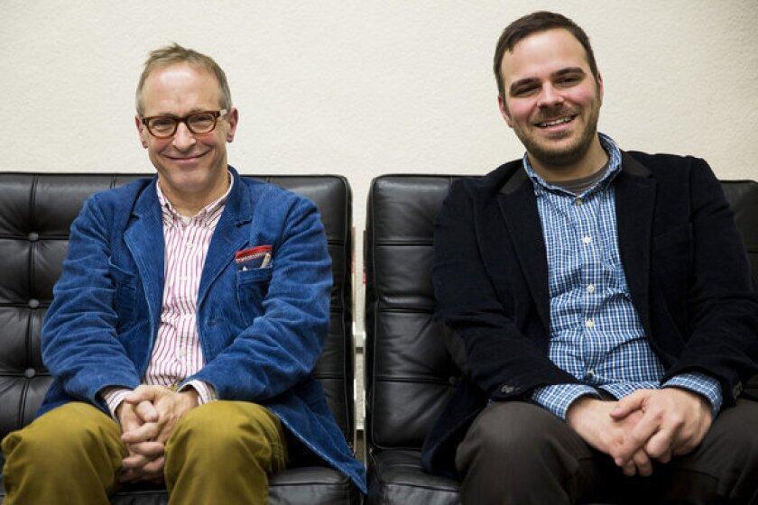 Sundance 2013: How David Sedaris gave 'C.O.G.' the green light