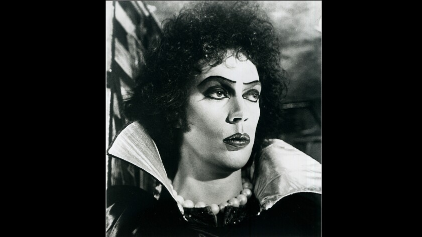 Who is tim curry