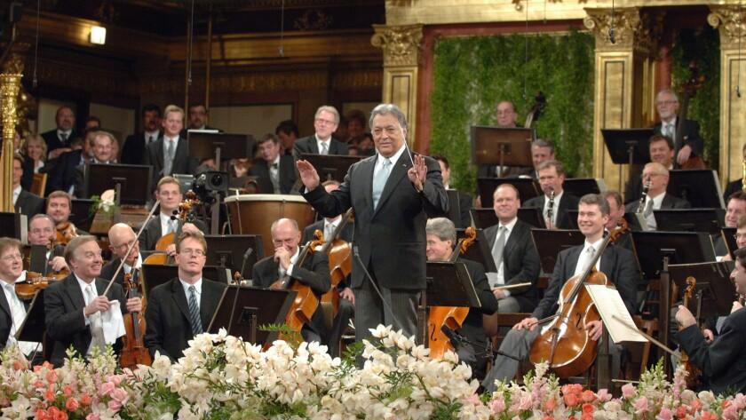 Zubin Mehta and the Vienna Philharmonic