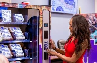 Las Vegas tendrá máquinas expendedoras de agujas