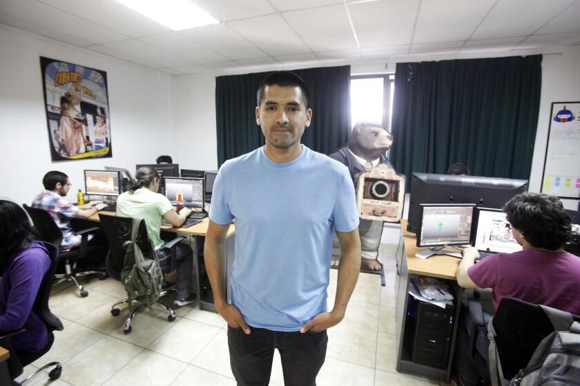 ENTREVISTA DIRECTOR CHILENO GRABIEL OSORIO