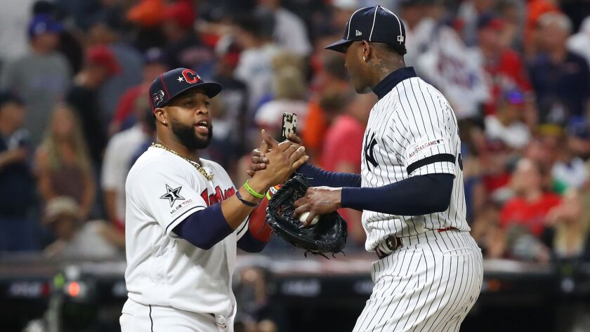 2019 MLB All-Star Game, presented by Mastercard