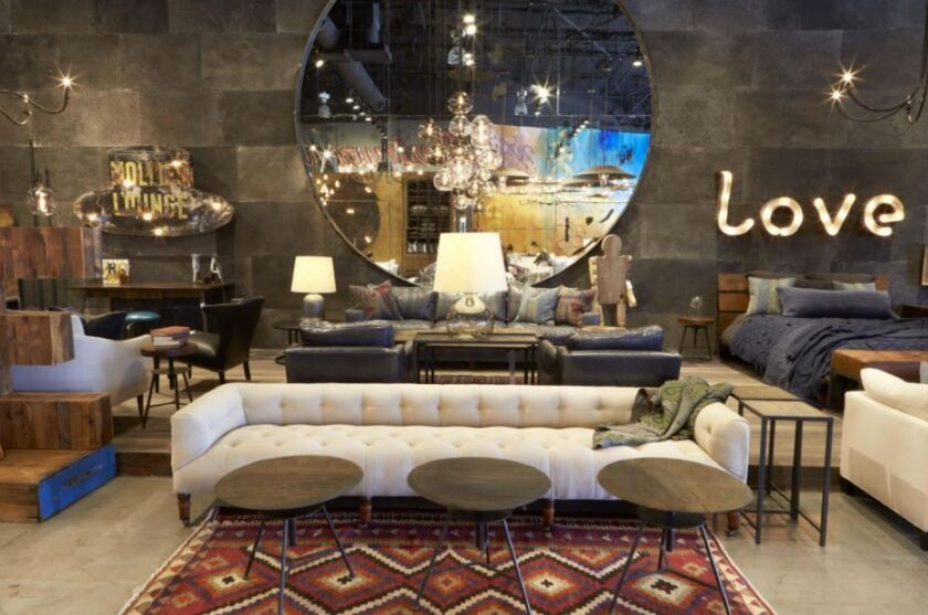 Cisco Home, known for its sustainable, made-in-L.A. furniture, opened its new showroom this week at the South Coast Collection in Costa Mesa.