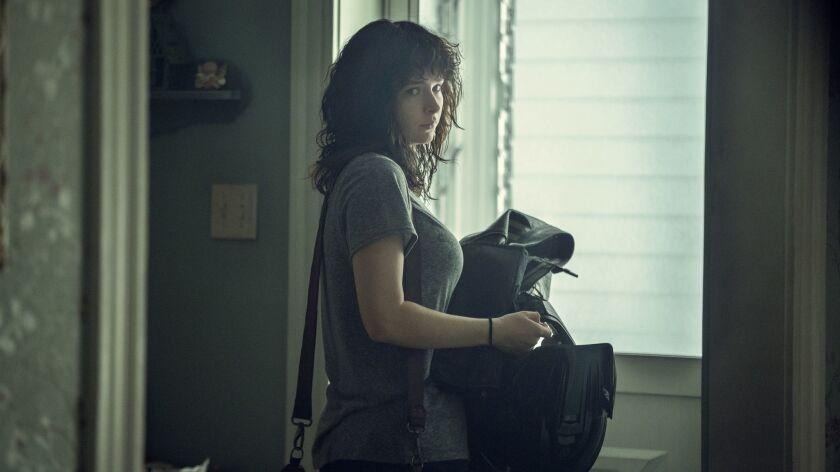 Ashleigh Cummings as Vic McQueen- NOS4A2 _ Season 1, Episode 2 - Photo Credit: Zach Dilgard/AMC