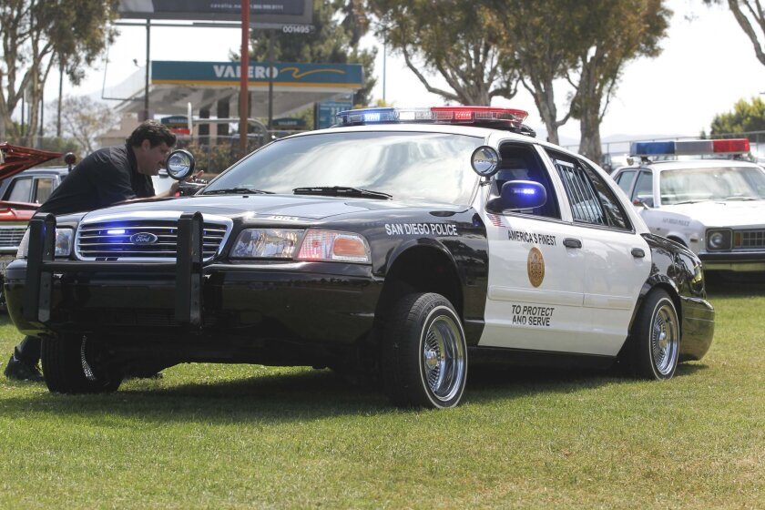 police taking a low ride in a new car the san diego union tribune police taking a low ride in a new car