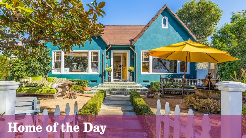 Home of the Day: A vibrant look in Santa Monica for $2.595 million